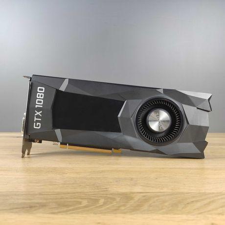 Видеокарта Zotac Geforce GTX 1080 8 GB (ZT-P10800D-10B OEM)