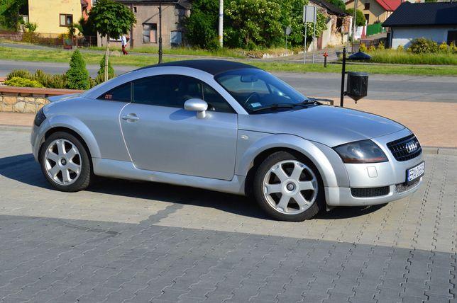 Audi TT 8N 225km Quattro LPG