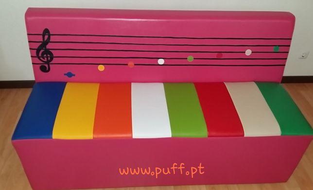 Sofá piano