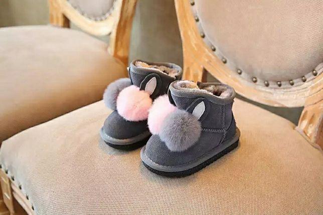 Ботинки зимние,угги. Zara,hm,next, reserved, primark