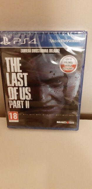 The last of us part II - nowa gra PS4/PS5
