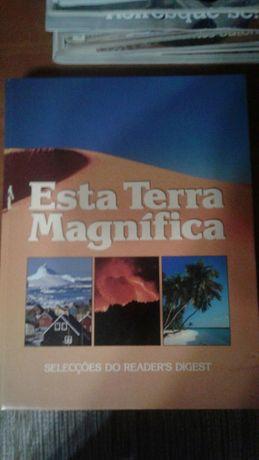 Livro Esta Terra Magnifica
