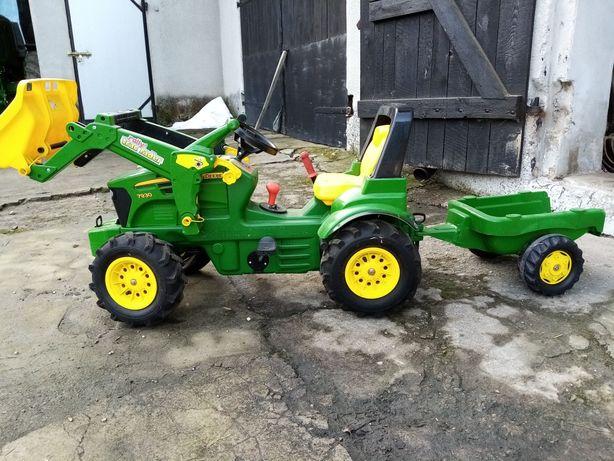 REZERWACJA Traktor dla dzieci