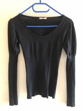 Sweterek z bufkami XS 36 Tally Weijl