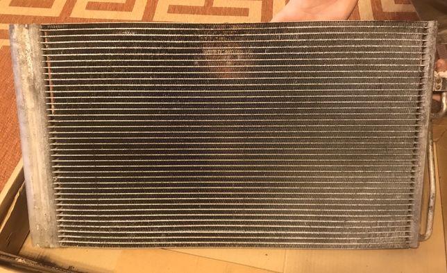 Радиатор кондиционера. BMW e60. Оригинал