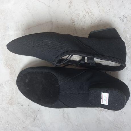 Туфли мягкие для танцев(преподавательские)
