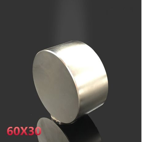 《Подбор со 100% гарантией》Неодимовый магнит 60х30, 150kg,N42 !КАЧЕСТВО