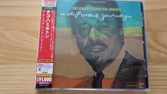 The Chico Hamilton Quintet-A Diffrent Journey