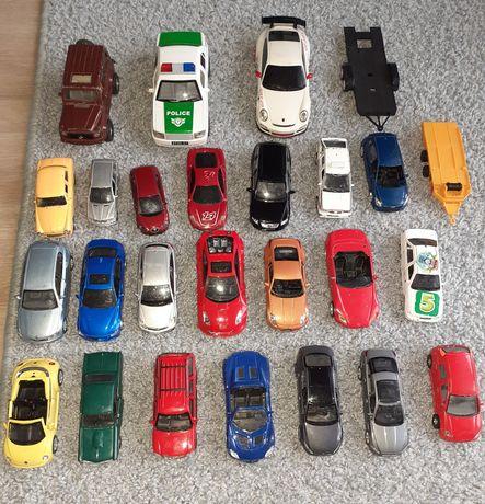 Mega zestaw samochodów metalowych Welly
