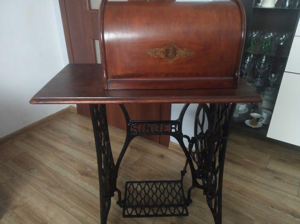 Sprzedam maszynę do szycia Singer z 1907 r.