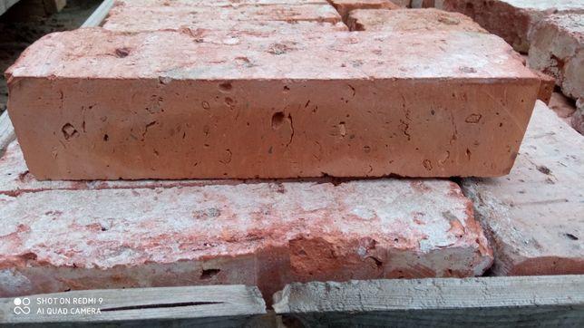 Cegła cieta stara cegła loftowa ściana z cegly