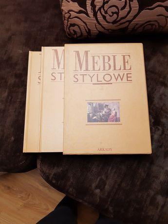 Leksykon Meble stylowe dwa tony Arkady