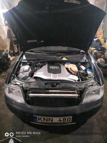 ремонт Ауди Audi 2.5 tdi СТО VAG Автовыкуп автомобилей