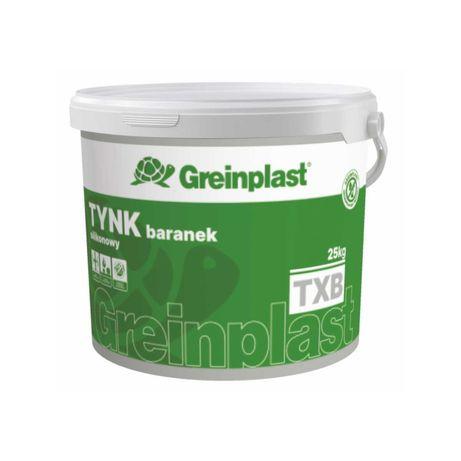 Tynk Silikonowy Greinplast TXB 25kg
