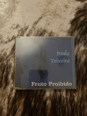 CD Single Promocional Paula Teixeira