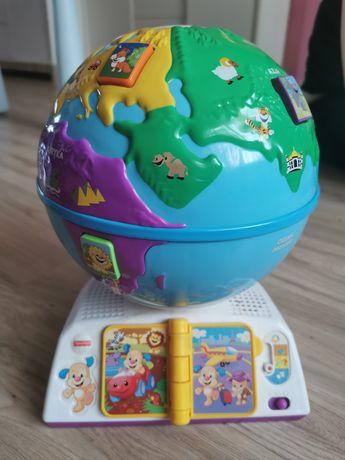 Interaktywny globus Fisher Prise