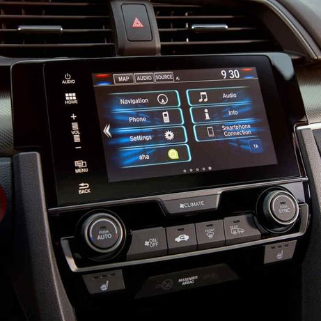 Polskie Menu USA/EU HONDA Connect Android Civic CR-V Clarity