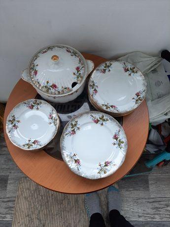 Zestaw Porcelany - Chodzież