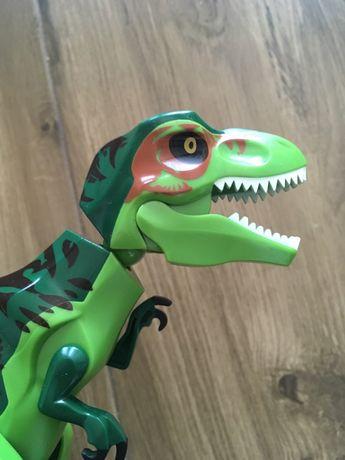 Dinozaur Lego Jurassic World duża