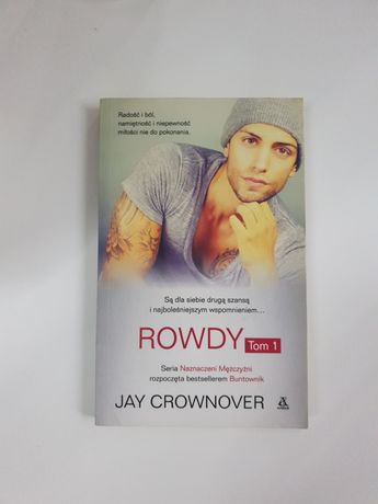 Jay Crownover - Rowdy Tom 1