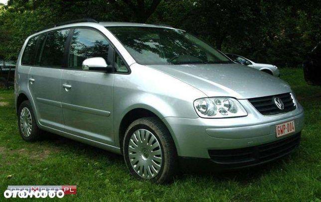 Volkswagen Touran 2.0_tdi_140_km_6 Biegów_piękny_zadbany