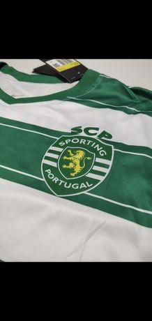 Camisola principal do Sporting