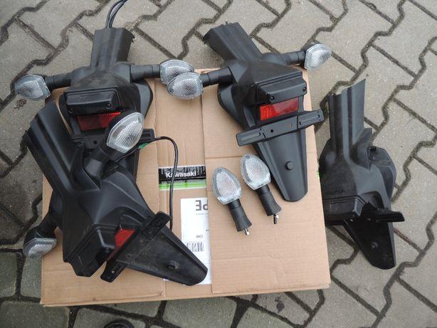 suzuki GSX-S 1000 kierunkowskazy blotnik tyl