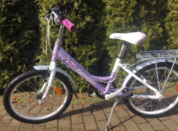 Rower rowerek dziecięcy RALEIGH AIRLITE ALU 12,5 dziewczynki al