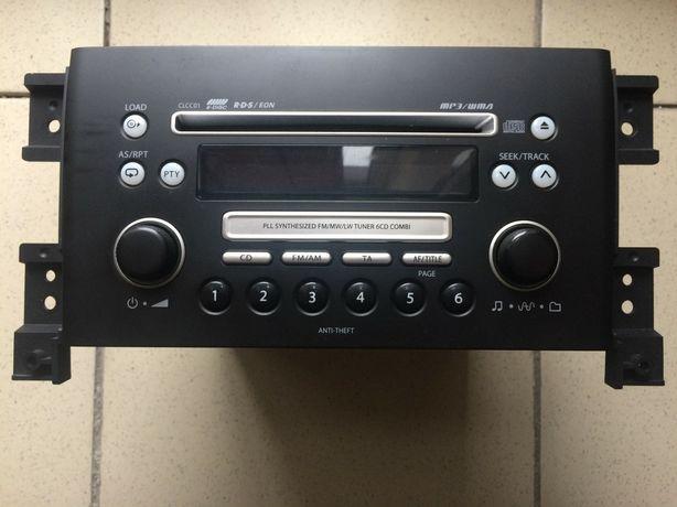 CD-ченжер/FM приймач Suzuki (Clarion)