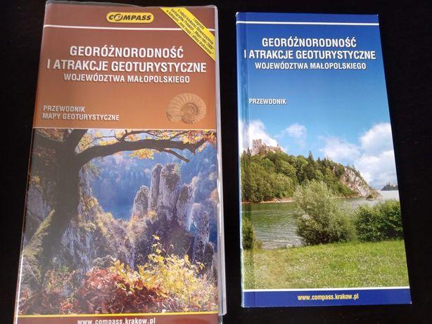 Georóżnorodność i atrakcje geoturystyczne woj małopolskiego Przewodnik