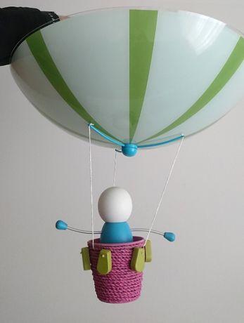"Żyrandol ""baloniarz"""