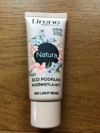 Lirene Eco podkład rozświetlający 320 light beige