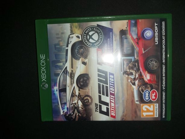 The Crew ultimate Edition Xbox One