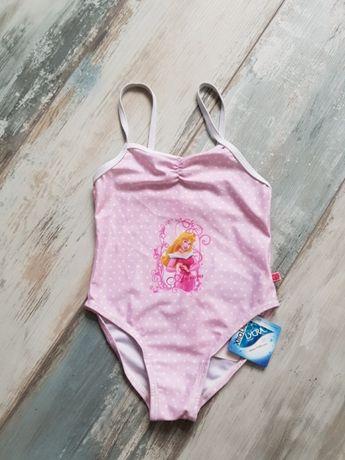 Nowy strój kąpielowy Disney Princess 3-4 lata rozm 104