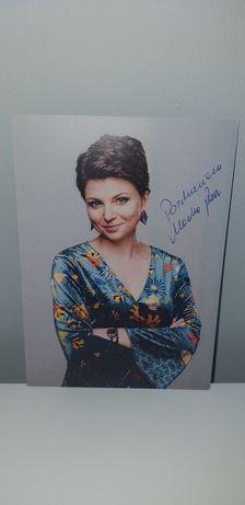 Autograf - Monika Rosa