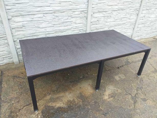 Stół montażowy warsztatowy regulowany mobilny