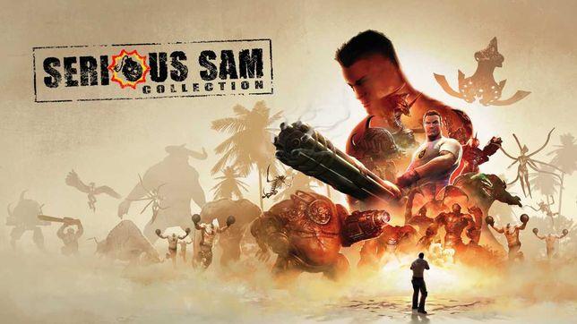 Kolekcja 3 Gier z serii Serious Sam Xbox Wersja Cyfrowa