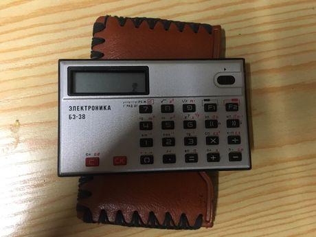 Stary kalkulator 2 szt