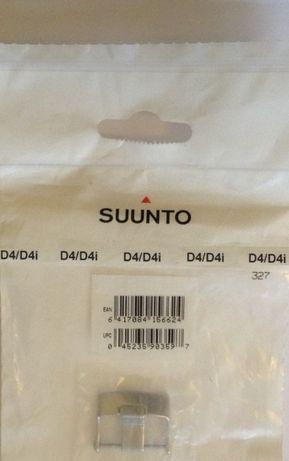 Новый замок застежка для ремешка к декопрессиметру Suunto D4/D4i