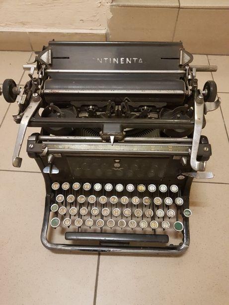 Maszyna do pisania Continental.