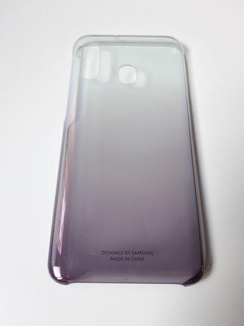 Etui Samsung A40 Gradation Cover czarny