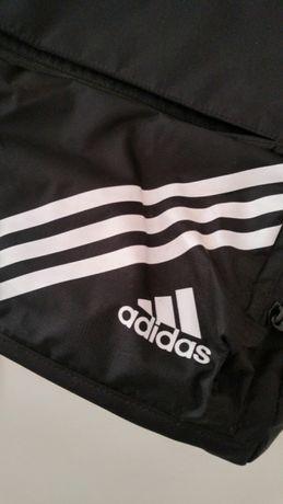 Czarna torba Adidas 12th IAAF World Junior Championships 2008
