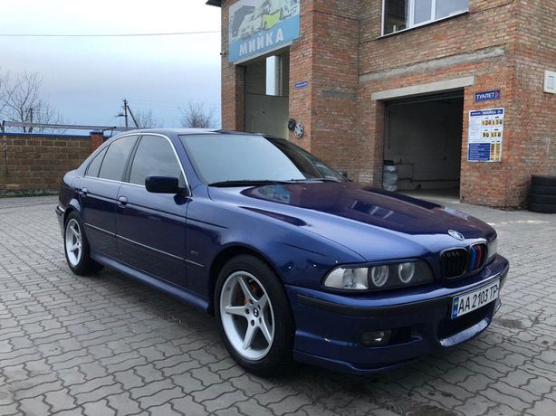 Титани BMW M PAKET e39 e60