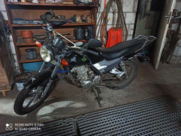 Motor motocykl motorower Romet 150