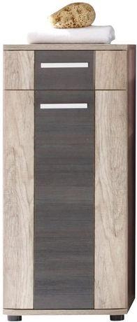 trendteam smart living komoda łazienkowa szafka 40 x 90 x 32 cm