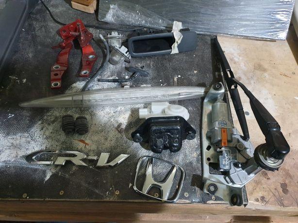 Honda C-RV 2014 części klapy bagażnika