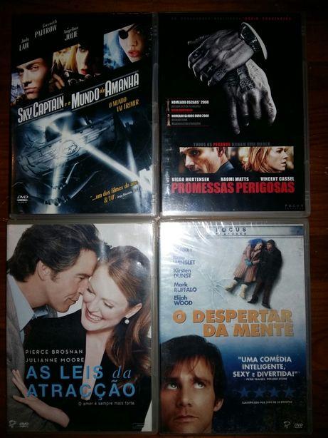 31 Filmes Originais - DVD