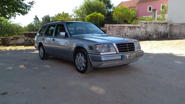 Mercedes E250 w124