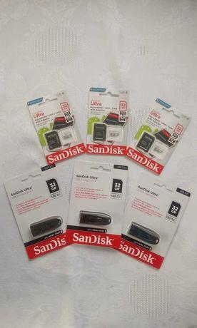 Pendrive SanDisk karta pamięci 32 GB