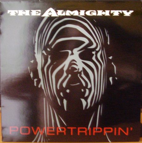 The Almighty ‎– Powertrippin, Vinyl